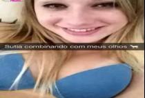 Novinha Amanda Soares se fudeu namorado faz video com suas fotos pelada