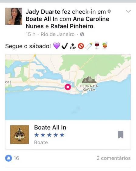 CAIU NA NET: USAIN BOLT Fotos Do Atleta Fudendo a Carioca Jady No Rio 4