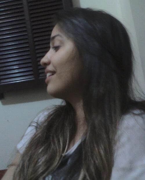 Novinha Ludimilla Gostosa Deixou o Namorado Filmar a Foda e Caiu Na Net
