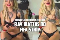 Ray Mattos No FIFA STRIP
