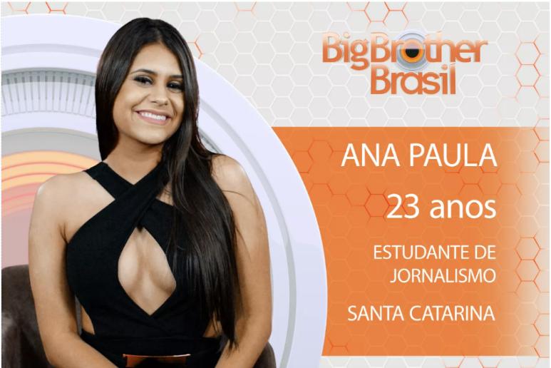 Ana Paula Nua BBB18