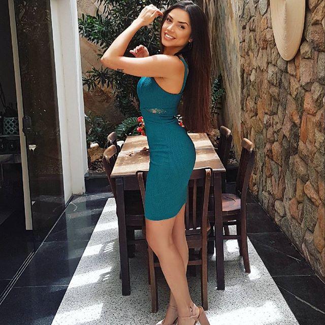 Paula NUA BBB18 nuas