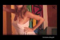 Luana Piovani Playboy nua mostrando sua buceta e seu cuzinho